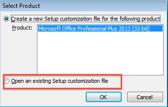 office 2013 adminfile msp
